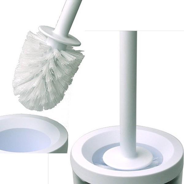 トイレブラシ トイレブラスケース 2点セット トイレ掃除用品 おしゃれな かわいい トイレタリーグッズ|usagi-shop|06