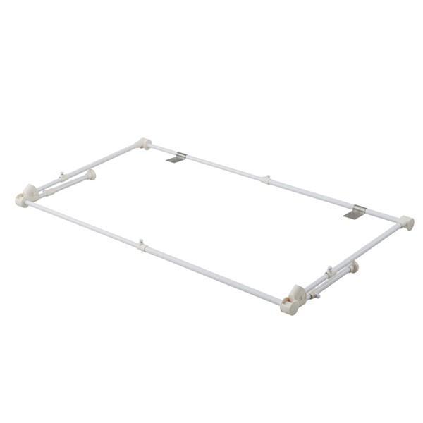 エアコンハンガー 速乾ハンガーラック 室内干し 伸縮ハンガー 折畳み コンパクト収納|usagi-shop|05