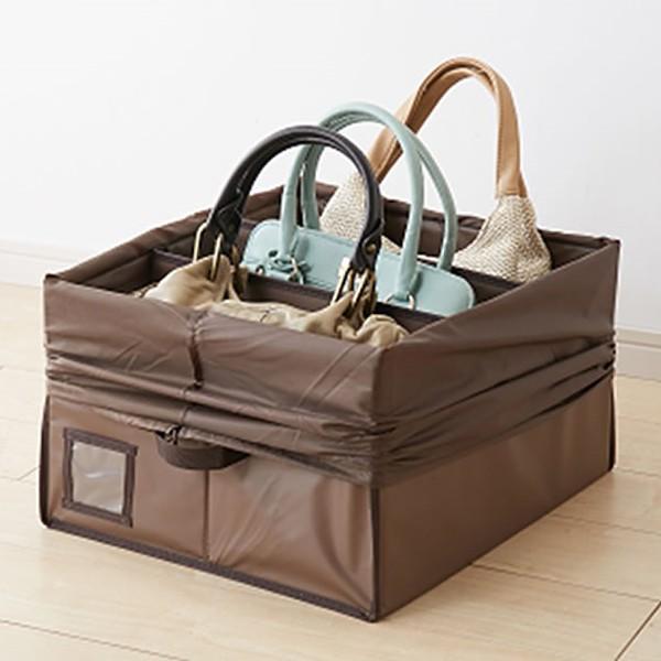 収納ボックス 除湿 消臭 ほこりよけ 巾着 小物収納|usagi-shop|05