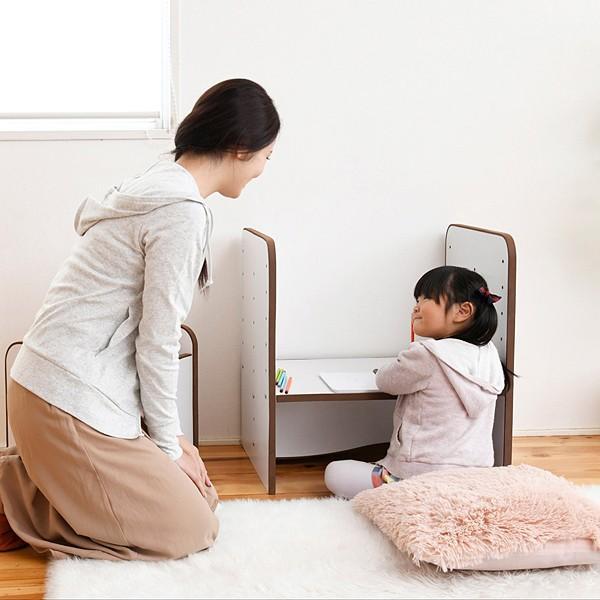 子供用机 勉強机 デスク 高さ調節 変更 安全 幼稚園児 保育園 小学校 低学年 キッズ 子ども用|usagi-shop|13