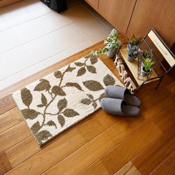 玄関マット おしゃれ 室内 屋内 猫 自転車 柄|usagi-shop|07