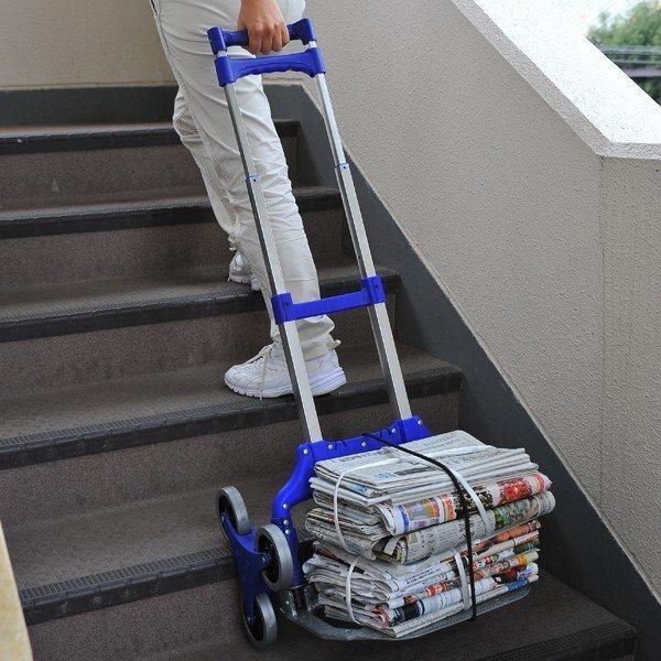三輪カート 台車 階段 折りたたみ キャスター スリム 収納 コンパクト キャリーカート アルミ 折り畳み 園芸 買い物 固定 ゴミ出し 3輪 持ち手 伸びる 伸縮
