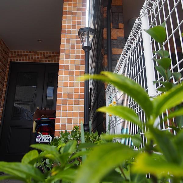 街灯 ソーラー式 アンティーク 外灯 LED ソーラーライト 屋外 おしゃれ 庭 おしゃれな街灯 レトロな街灯 ledソーラー ガーデンライト ポール 埋め込み|usagi-shop|06