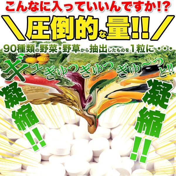 酵素ダイエット サプリメント 国産 酵素サプリ 栄養バランス 健康 食生活 美容 日本製 送料無料 メール便 ポイント消化|usagi-shop|03