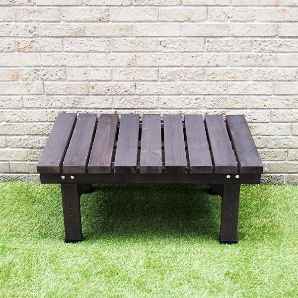 踏み台 ウッドデッキ 縁側 ステップ台 デッキ DIY 木製 天然木 庭 ベランダ 玄関 おしゃれ 屋外
