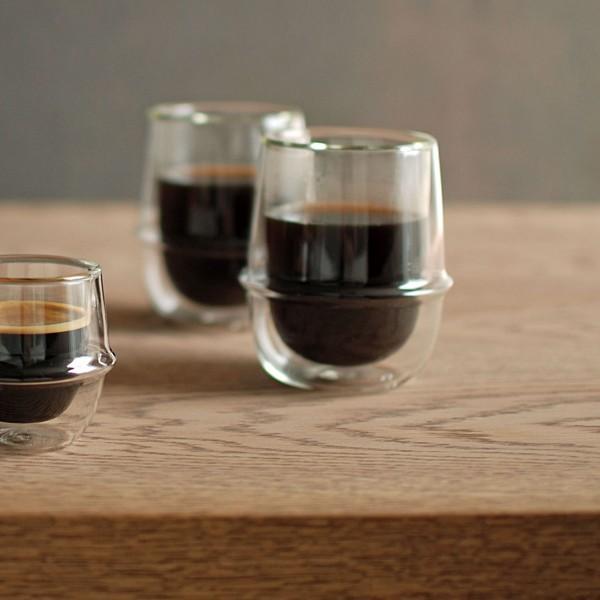 グラス ガラス おしゃれ 二重構造 耐熱ガラス スタイリッシュ コップ|usagi-shop|04