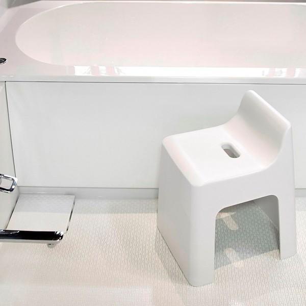 風呂イス ブラック 黒 ホワイト 白 おしゃれ お風呂椅子 コンフォートチェア 高さ31cm 風呂椅子 風呂いす バスチェアー