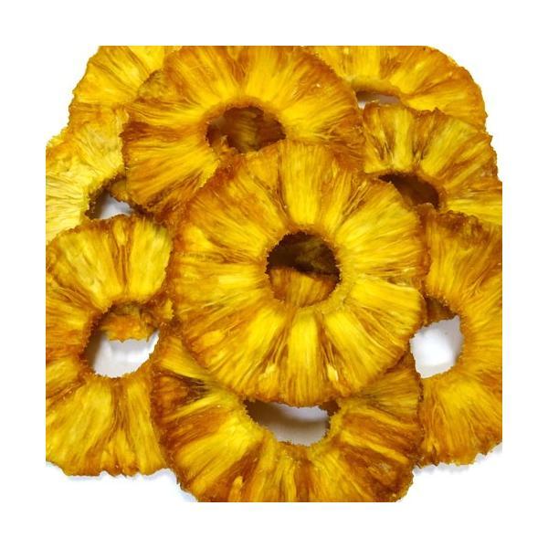 国産 無農薬 まるごと パイナップル(輪切り)100g
