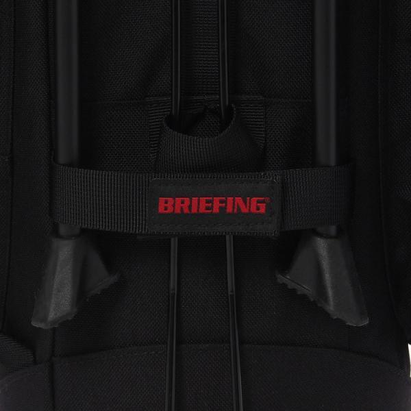 [BRIEFING x Snell] Snellロゴ入りBRIEFING(ブリーフィング)スタンドバッグ 8.5インチ usagolfstore 09