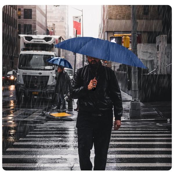 折りたたみ傘 12本骨 自動開閉 逆さ傘 大きい 逆さま傘 メンズ レディース 耐風 折り畳み傘 男女兼用 ワンタッチ 折れにくい 濡れない 晴雨兼用 遮光 撥水|usamdirect|08