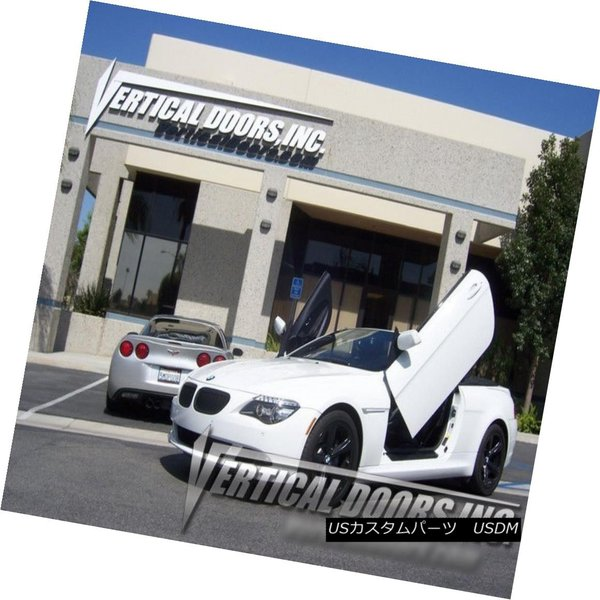 ガルウィングキット Vertical Doors Inc. Bmw 6シリーズ03-10用ボルトオンランボキット Vertical Doors Inc|usdm|01