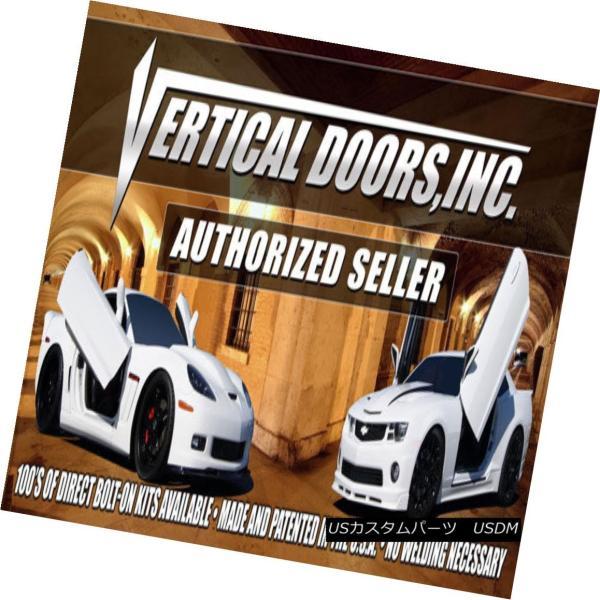 ガルウィングキット Vertical Doors Inc. Bmw 6シリーズ03-10用ボルトオンランボキット Vertical Doors Inc|usdm|03