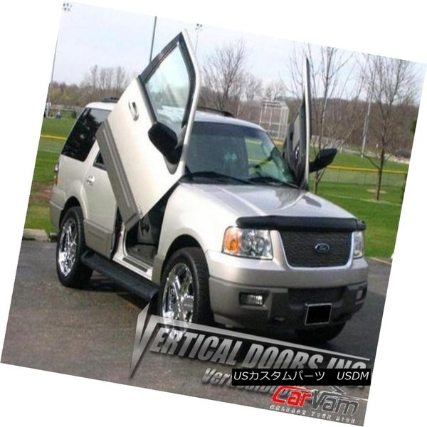 1 Gas Door Cover 2007-2013 FORD EXPEDITION Chrome Cover Combo 2 Mirrors