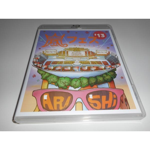 嵐 blu-ray ARASHI アラフェス'13 NATIONAL STADIUM 2013|useful-life