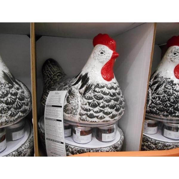 デボン DEVON ジャムセット セラミックス 28g×4種×2 ceramic egg store 贈答品 コストコ