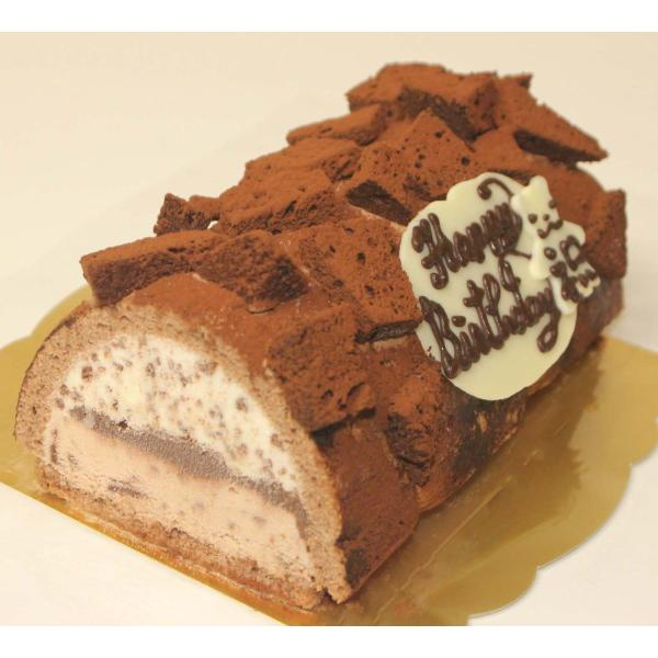 あすつく バースデーケーキ 誕生日ケーキ アニバーサリーケーキ 誕生日ロールケーキ ギフトケーキ プレゼントケーキ アイスフルーツロールケーキ ushagisan 04