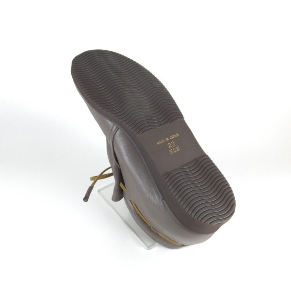 Fizzreen FIZZ REEN フィズリーン 靴 2221 ダークオーク ショートブーツ スリッポン ゴム紐 柔らかい革 軽いブーツ 履きやすいブーツ 大きいサイズ 小さいサイズ|ushijima4192ya3des-1|06
