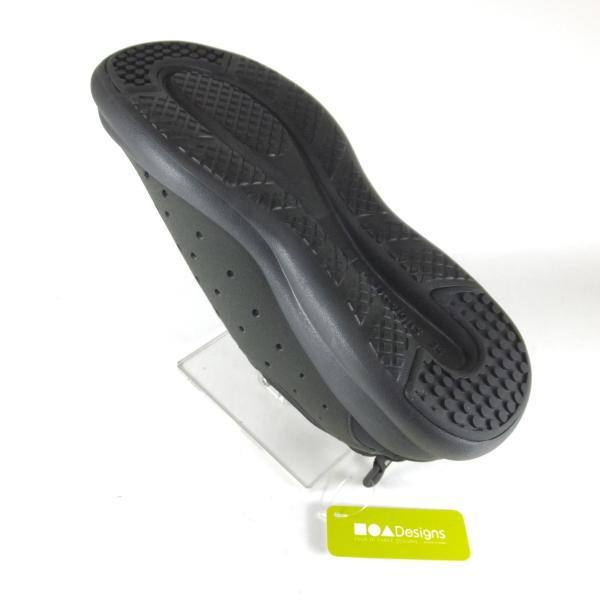 アキレスソルボ 047 フォートゥースリーデザインズ CUD0470 チャコール スニーカー ゴム紐 ストレッチ 軽い靴 歩きやすい靴 レディース 小さい〜大きいサイズ|ushijima4192ya3des-1|06