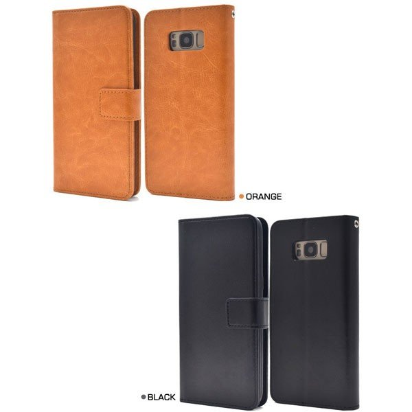 Galaxy S8 SC-02J/SCV36 ギャラクシー S8 ケース  Galaxy S8 手帳型 手帳ケース スマホカバー スマホケース|ushops|03