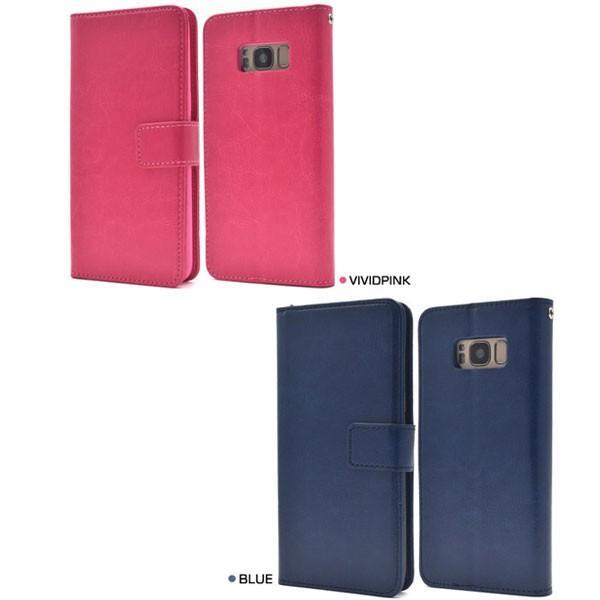 Galaxy S8 SC-02J/SCV36 ギャラクシー S8 ケース  Galaxy S8 手帳型 手帳ケース スマホカバー スマホケース|ushops|05