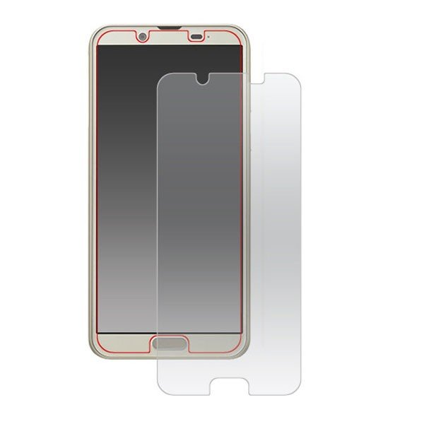AQUOS sense2 SH-01L/SHV43/SH-M08/Android One S5 フィルム sense SH-01K/SHV40/UQ mobile アクオス センス 液晶保護シール 画面保護 保護フィルム|ushops|02