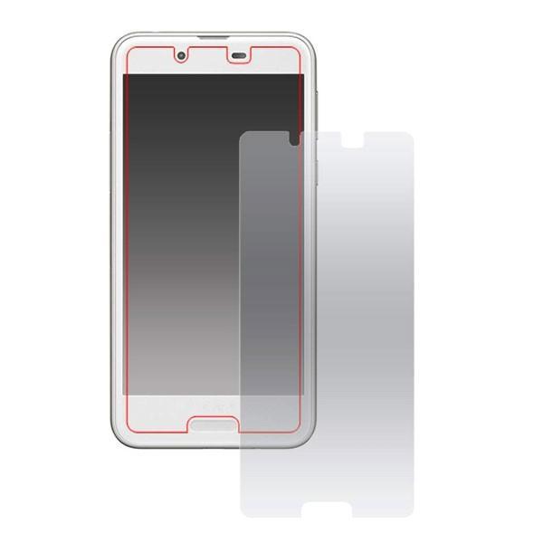 AQUOS sense2 SH-01L/SHV43/SH-M08/Android One S5 フィルム sense SH-01K/SHV40/UQ mobile アクオス センス 液晶保護シール 画面保護 保護フィルム|ushops|03