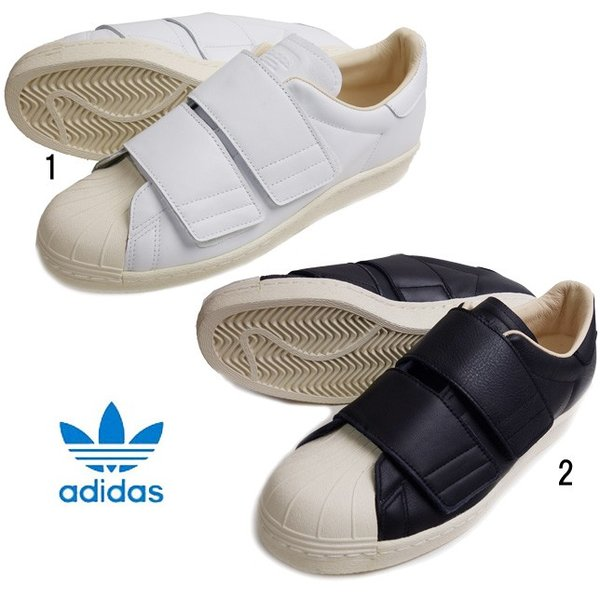 separation shoes 984a0 89545 adidas アディダス オリジナルス SS 80s VELCRO W スーパースター ベルクロ ウィメンズ