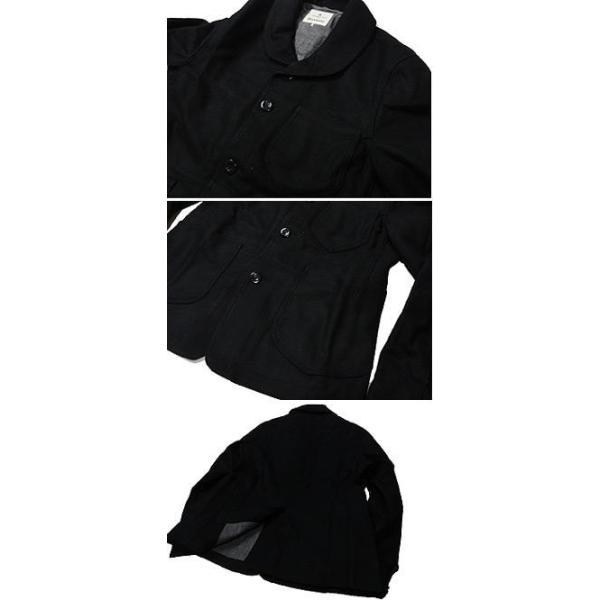 オネット ショールカラー ジャケット Honnete Shawl Collar Jacket|usual|02