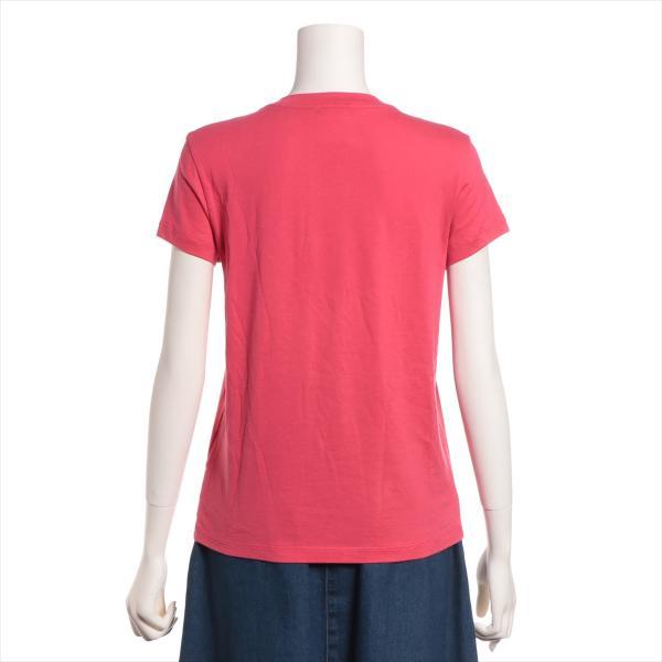 シャネル コットン Tシャツ サイズ34 レディース ピンク P37|usus|03