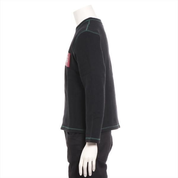 D&G ニット セーター XS メンズ ブラック ドルチェ&ガッバーナ|usus|02
