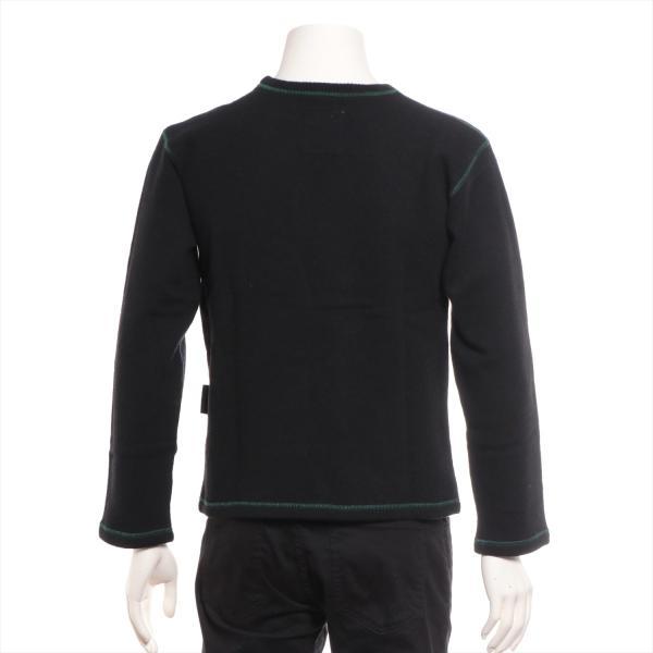 D&G ニット セーター XS メンズ ブラック ドルチェ&ガッバーナ|usus|03
