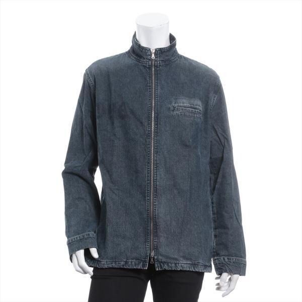 アーペーセー デニム ジャケット サイズ1 メンズ ブルー usus