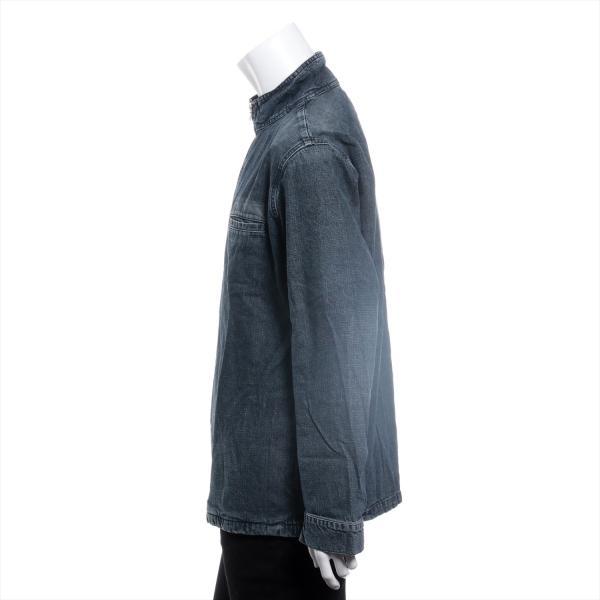 アーペーセー デニム ジャケット サイズ1 メンズ ブルー usus 02