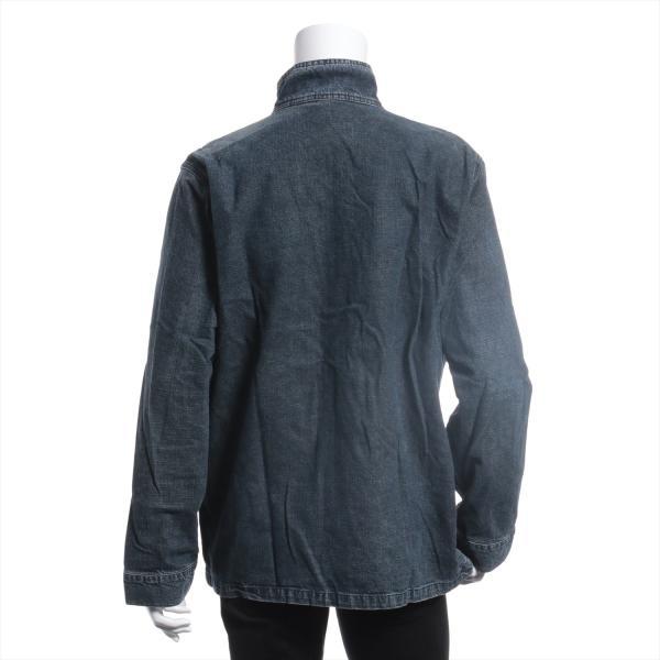 アーペーセー デニム ジャケット サイズ1 メンズ ブルー usus 03