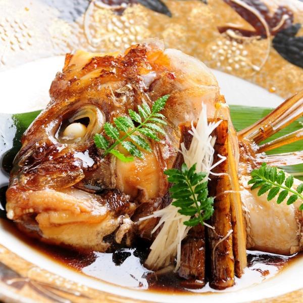 送料無料★魚好き専用★魚好きじゃないと完食できない鯛のあら炊き2人前セット|utakou