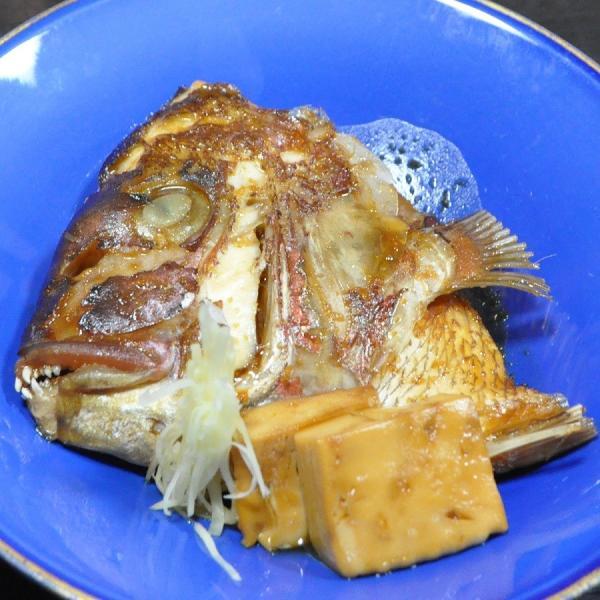 送料無料★魚好き専用★魚好きじゃないと完食できない鯛のあら炊き2人前セット|utakou|03