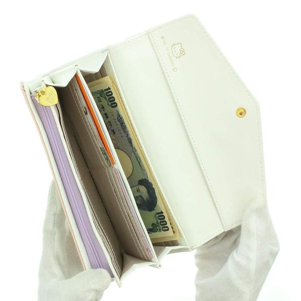 アルディ 財布 パープル タテ:9.5cm×ヨコ:19.5cm×マチ:3.3cm