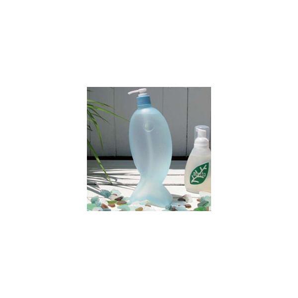 洗濯洗剤 海へ 洗剤 おさかなボトル 500ml|utikire