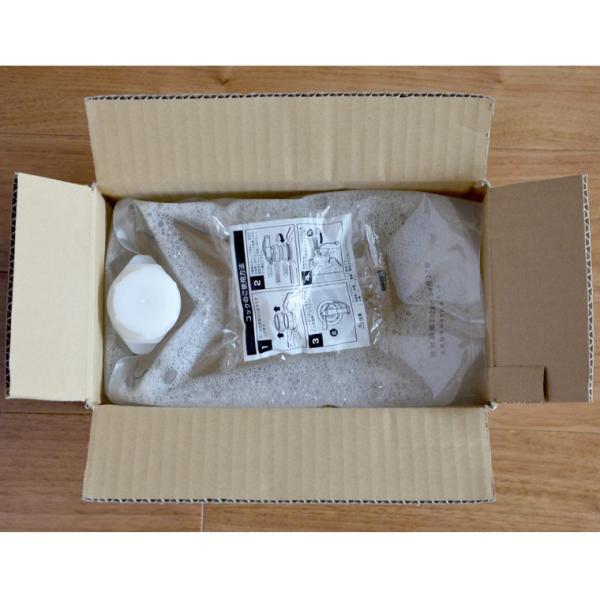 がんこ本舗 洗濯洗剤 海へ… Step 3Kg BOX|utikire|03