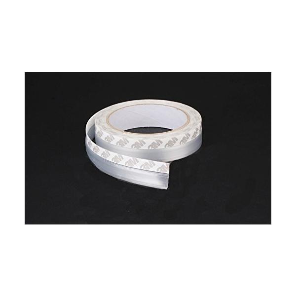 [SkyLife] 防音テープ 隙間テープ すきま風ストッパー 透明 シールテープ 両面 吸音テープ 消音材 | 扉 窓枠 ドア 防水 ほこり防止 サッシ DIY用 5層|utopia-style|06