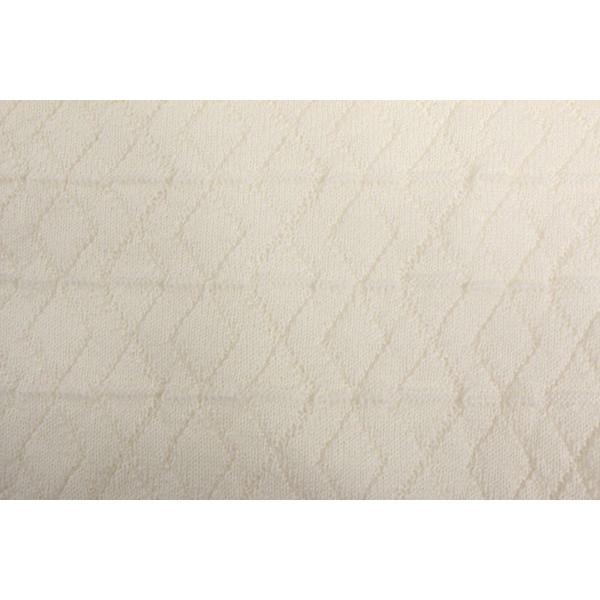 【XXL】 +39 masq マスク 丸首セーター メンズ 秋冬 ヴァージンウール100% ホワイト 白 並行輸入品 ニット 大きいサイズ|utsubostock|05