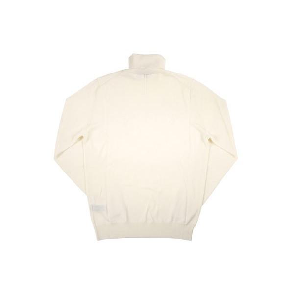 【XL】 +39 masq マスク タートルネックセーター メンズ 秋冬 ホワイト 白 並行輸入品 ニット utsubostock 03
