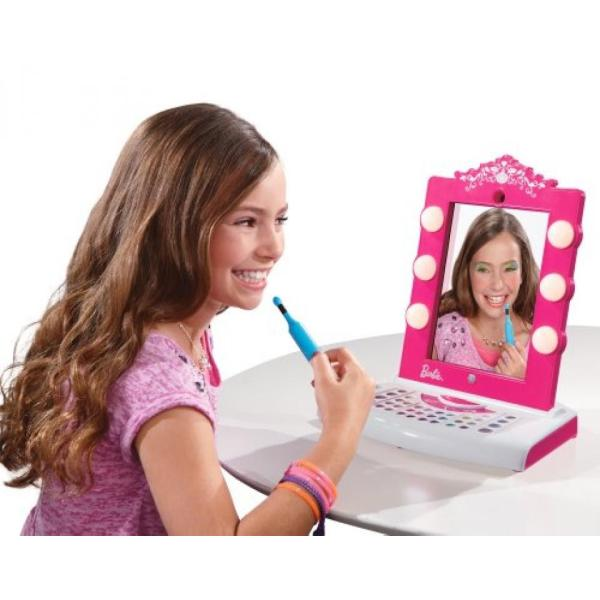 バービー おもちゃ Barbie Digital Makeover Mirror 輸入品|uujiteki