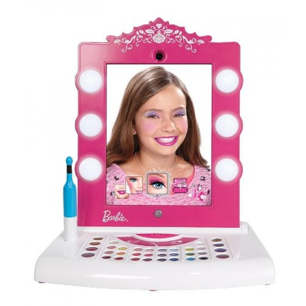 バービー おもちゃ Barbie Digital Makeover Mirror 輸入品|uujiteki|04