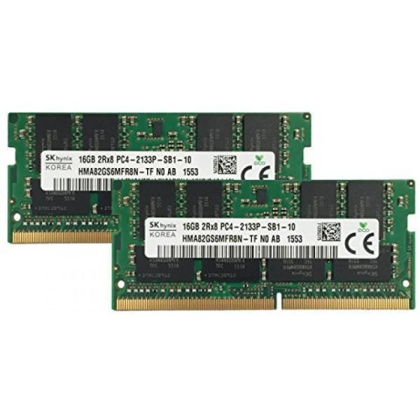メモリー CL15 Hynix Original 32GB for (2x16GB) Laptop Memory Upgrade