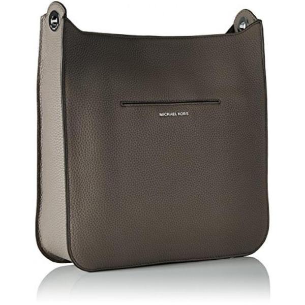 マイケルコース バッグ Michael Michael Kors Sullivan Large Leather Messenger Bag 輸入品
