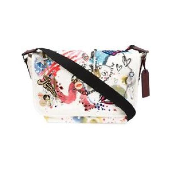 マーク・ジェイコブズ バッグ Marc Jacobs Women's M0008349 Multicolor Leather Shoulder Bag