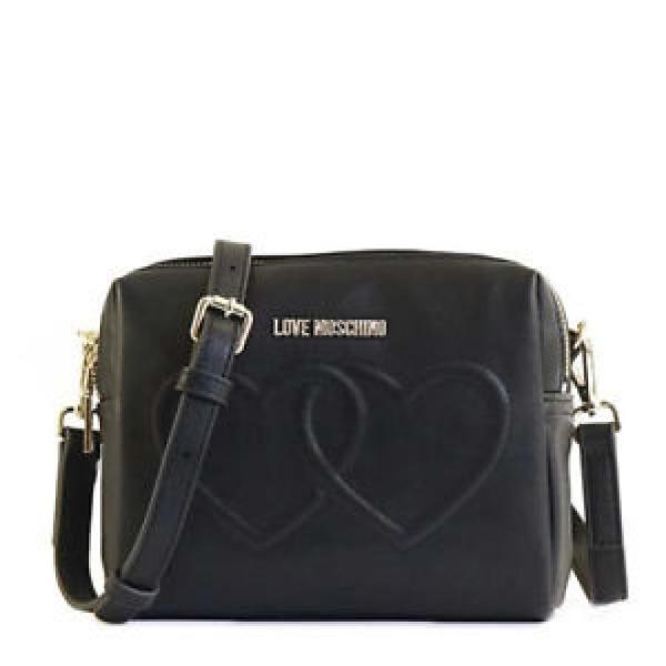 モスキーノ バッグ 輸入品 Auth Love MOSCHINO Shoulder bag JC4295 NERO 000