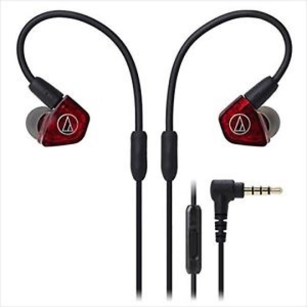 ヘッドホン audio-technica ATH-LS200 Balanced Armature In-Ear Headphones from Japan F/S NEW 輸入品