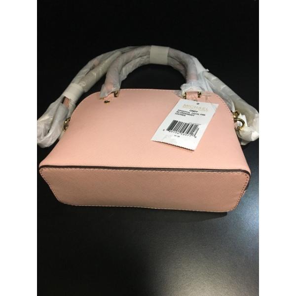 マイケルコース バッグ クロスボディバッグ MICHAEL Michael Kors Cindy Mini Crossbody  pink 輸入品